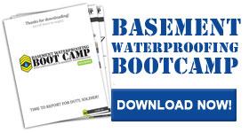 basement waterproofing bootcamp