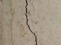 Foundation Cracks | Everdry Waterproofing Detroit