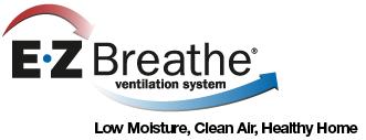 Basement Moisture Control | E-Z Breathe