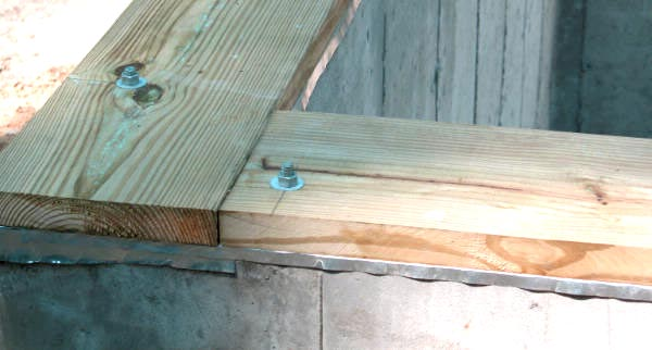 Introduction To The Sill Plate Bat Waterproofing Sterling Rh Everdrymichigan Com