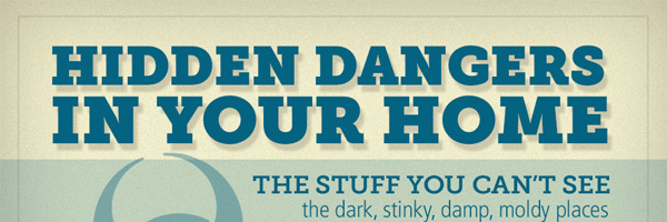 INFOGRAPHIC: Hidden Dangers in Your Basement