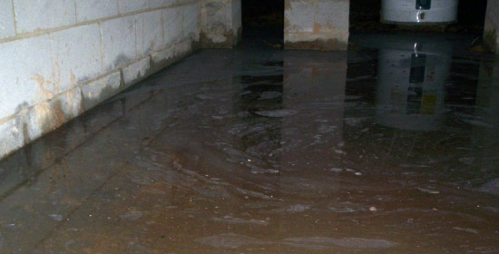 Issues Related To Foundation Leaking Westland, MI