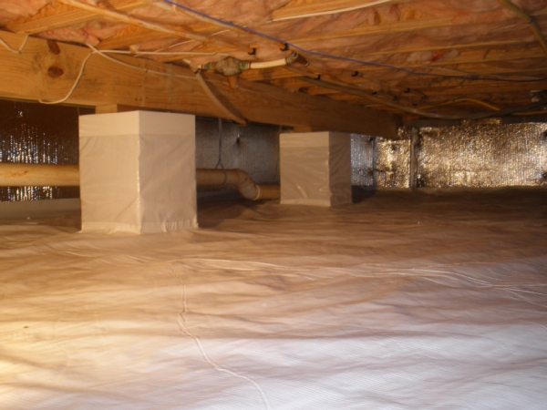 5 reasons you should waterproof your crawl space detroit for What is a crawl space foundation