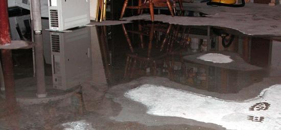 Dealing With A Leaking Basement in Flint MI 48501