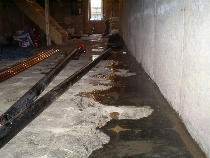 Understanding Basement Water Seepage and How to Get Rid Of It