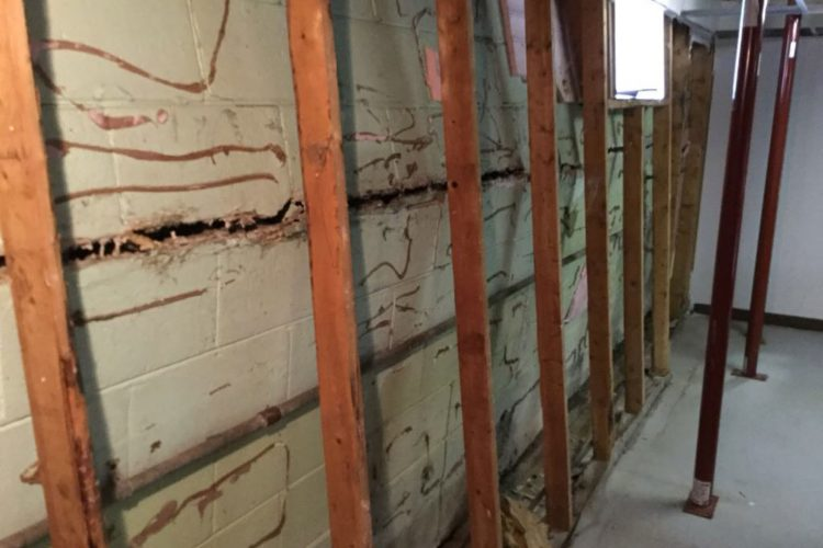 Considering Soil Types in Repairing Bowed Basement Walls | Dearborn, MI