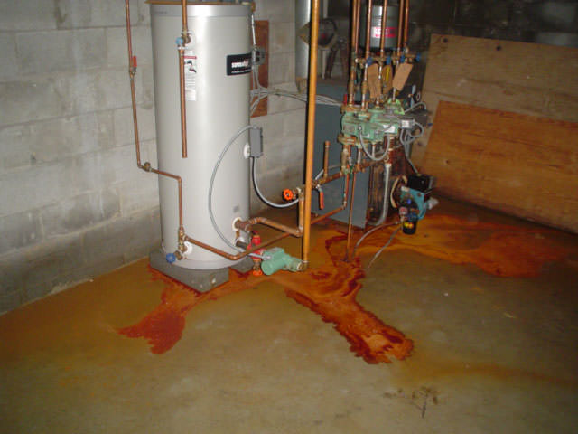 Signs That Rust Is Developing In Your Basement Warren, MI
