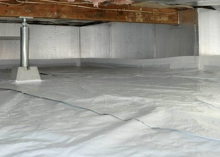 Crawlspace Waterproofing – Should You Deal with Structural Problems before Mold? Sterling Heights, MI